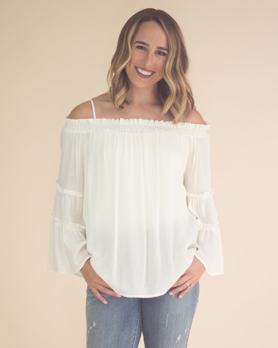 Betty Off the Shoulder Top