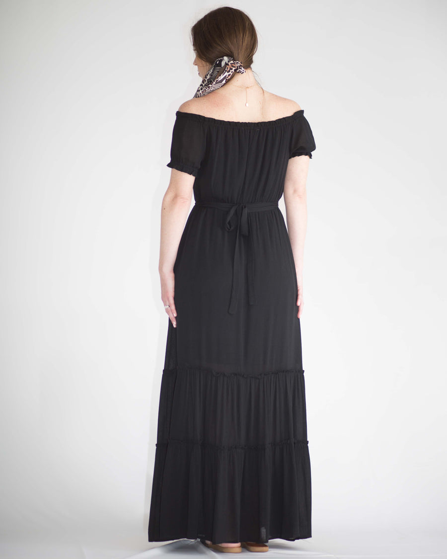 Lilah Tiered Maxi Dress