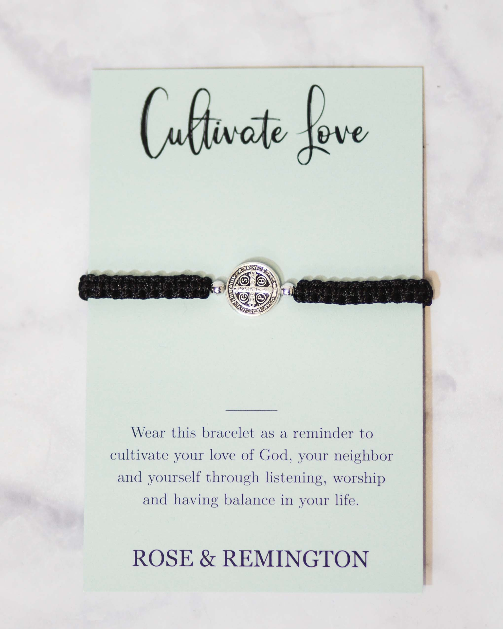 Cultivate Love Bracelet-Simple Charm