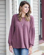 Brooklyn Open Back Top | Rose & Remington