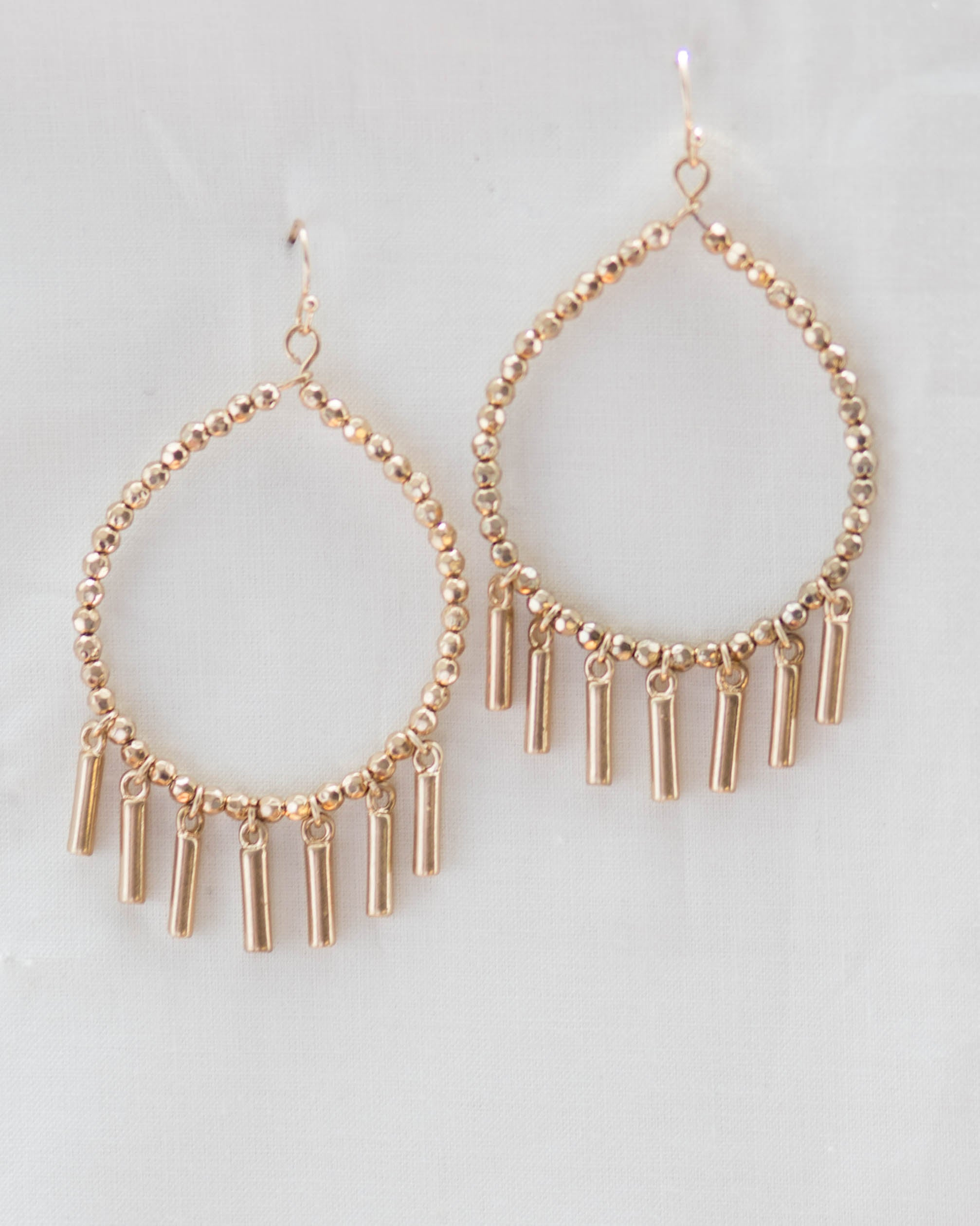 8c51af8e8 Beaded Hoop Earrings – Rose & Remington