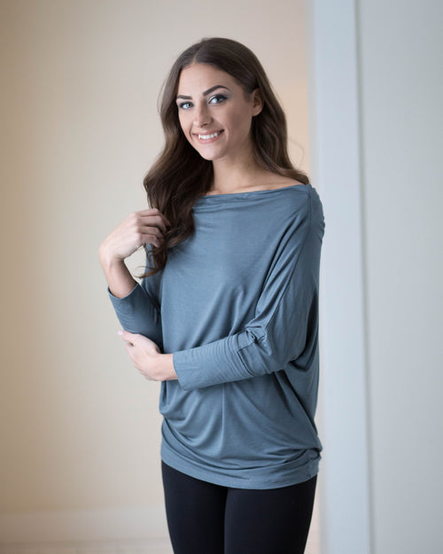Soft Touch Isabella Top | Rose & Remington