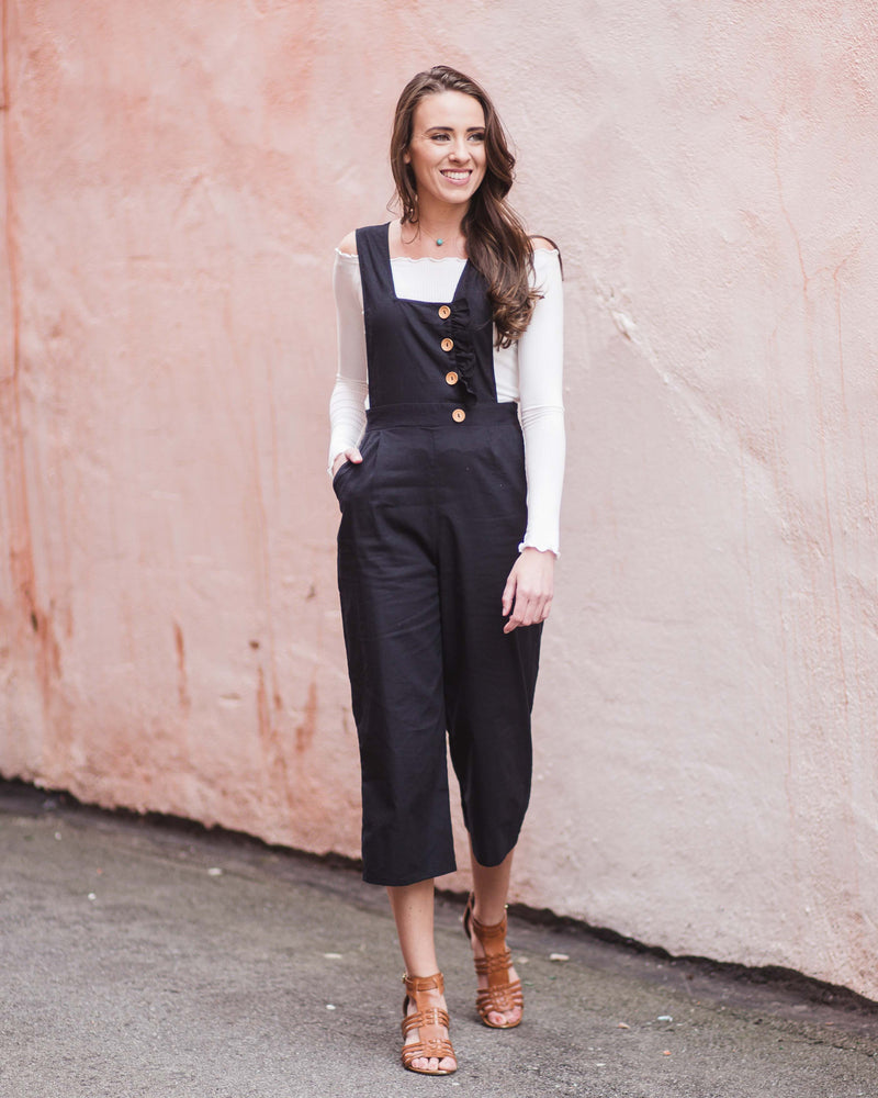 Erica Overall Jumpsuit