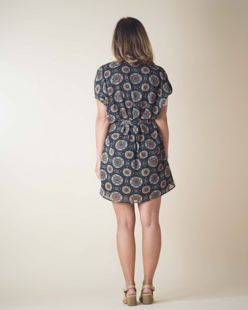 Willow Wrap Dress