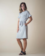 Iris Ruffled Sleeve Dress