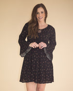 Zinnia Bell Sleeve Dress