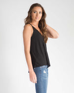 Glenn Knit Lace Trim Top