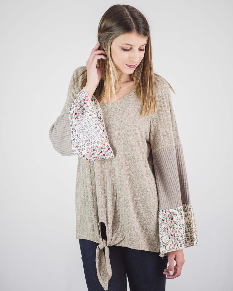 Layla Bell Sleeve Top