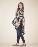 Perfectly Boho Cape