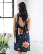 Floral Crochet Trim Dress | Rose & Remington