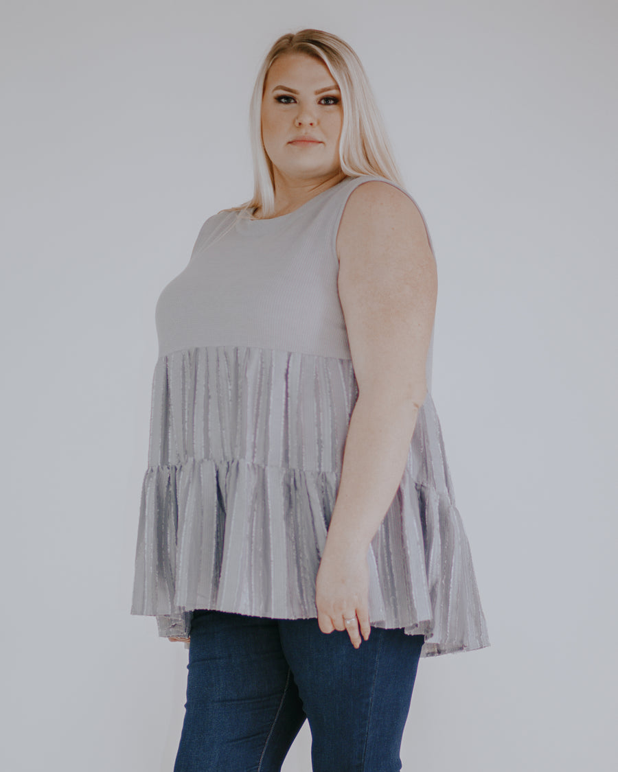 Bella Tiered Sleeveless Top