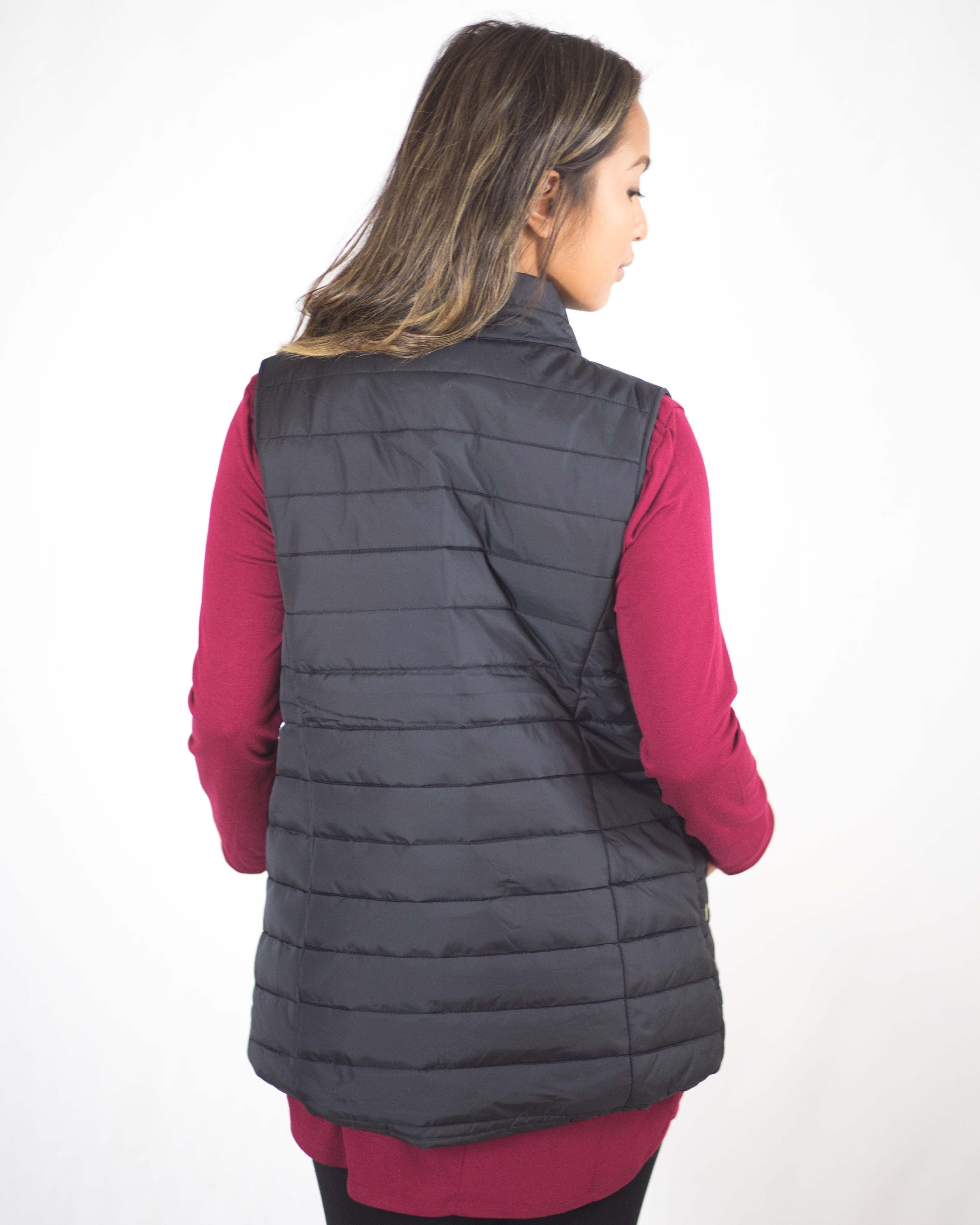 Abigail Side Snap Vest