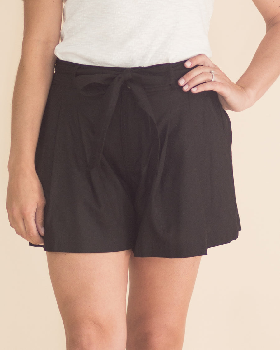 Lilah Pleated Shorts