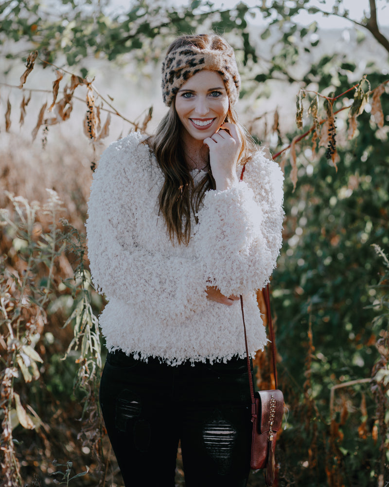 Ava Date Night Sweater