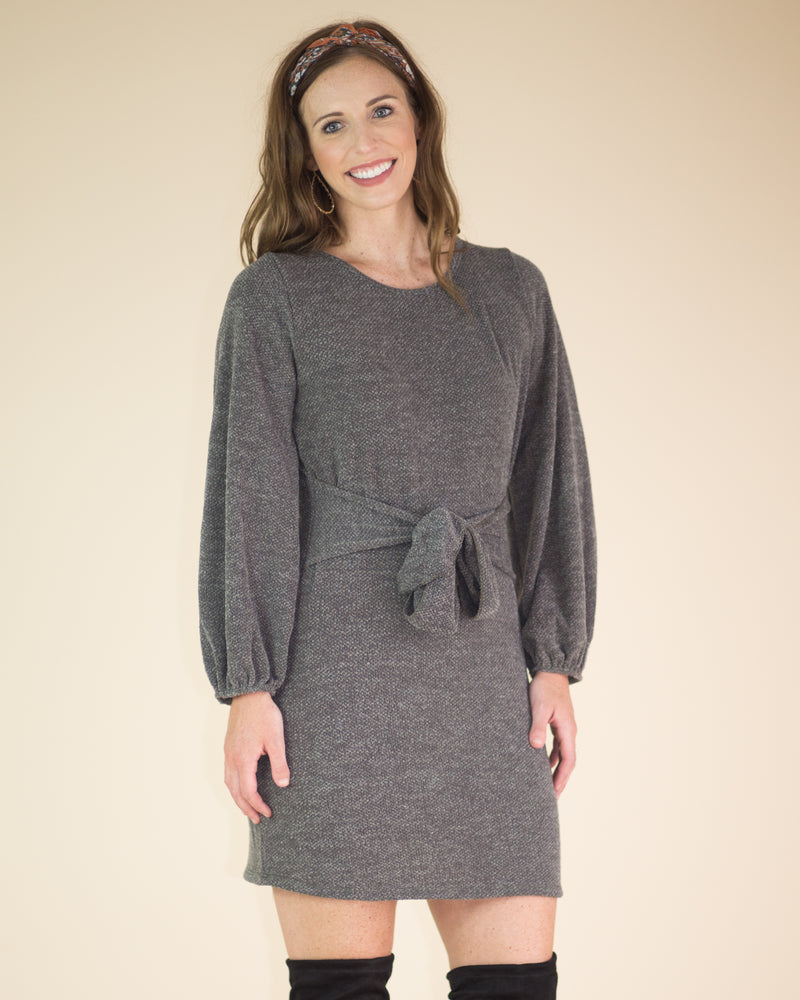 Sarah Classic Long Sleeve Dress
