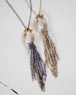 Atlanta Tassel Necklace | Rose & Remington