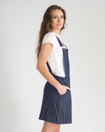 Sophia Pocketed Overall Dress