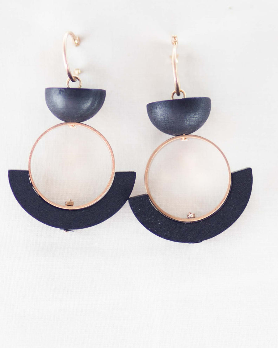 Nova Statement Earrings | Rose & Remington