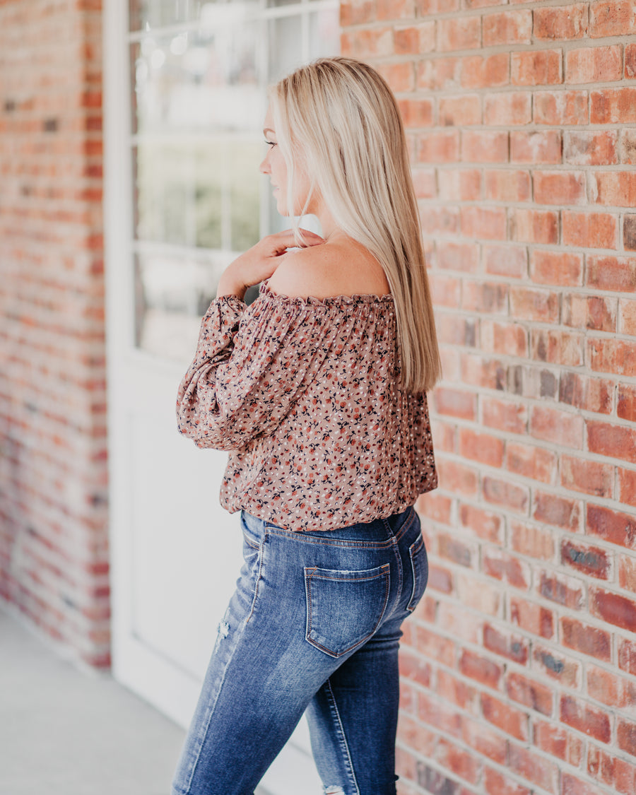 Esmae Off The Shoulder Top