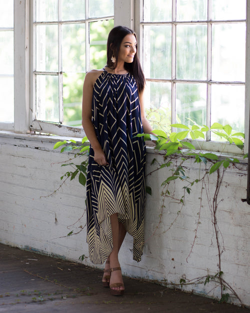Arizona Geometric Dress | Rose & Remington