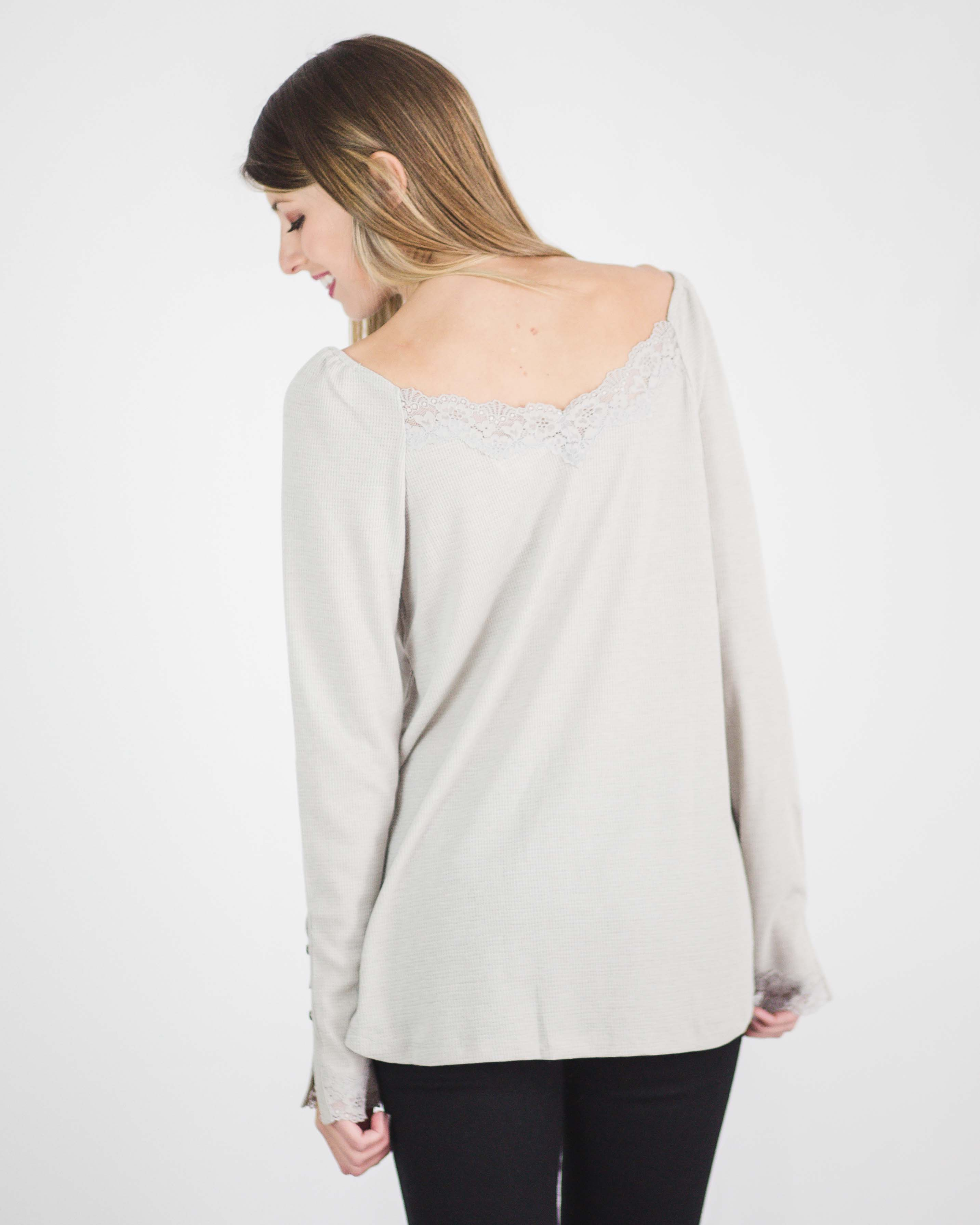 Dani Semi-Off The Shoulder Top