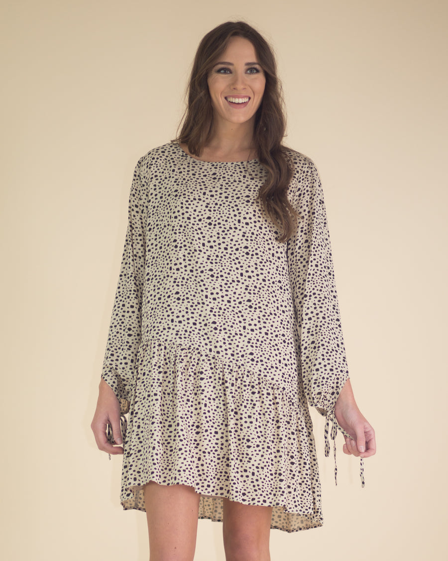 Julia Long Sleeve Dress