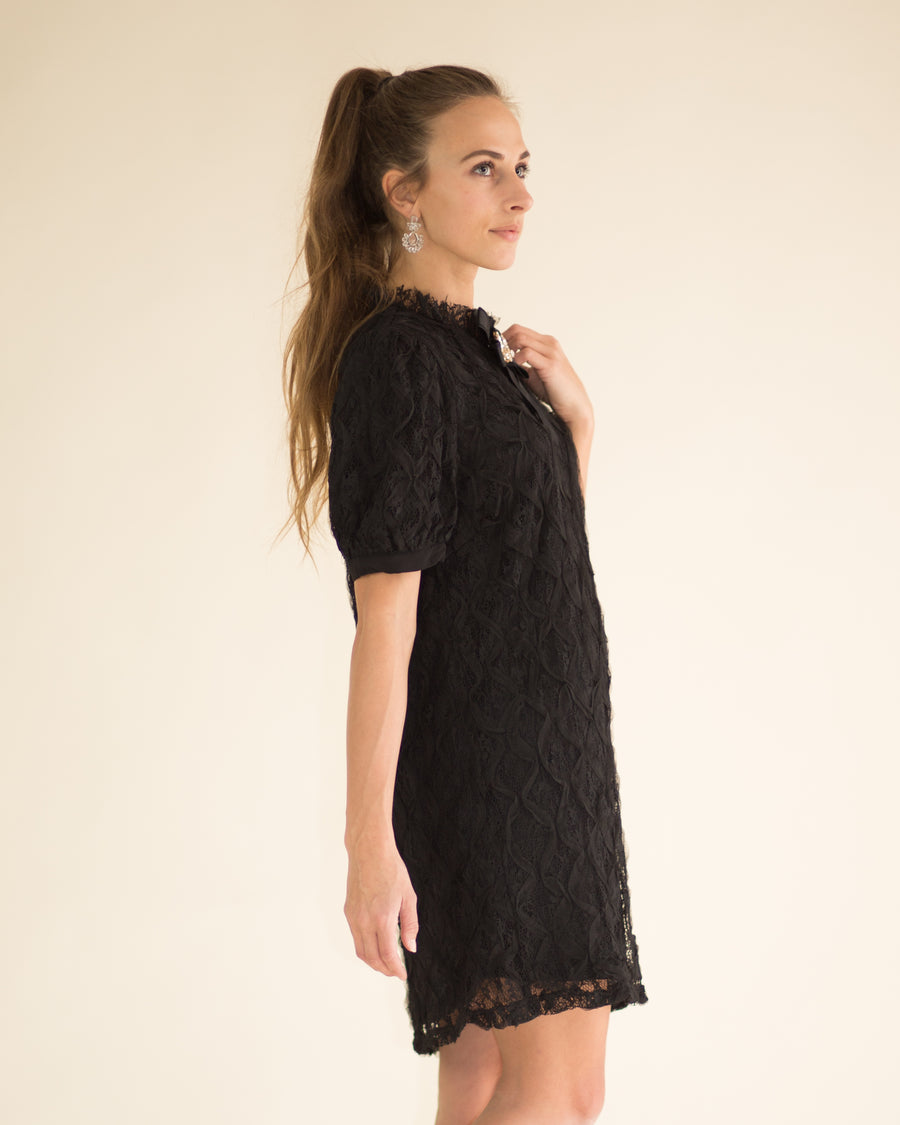 Simply Timeless Lace Dress