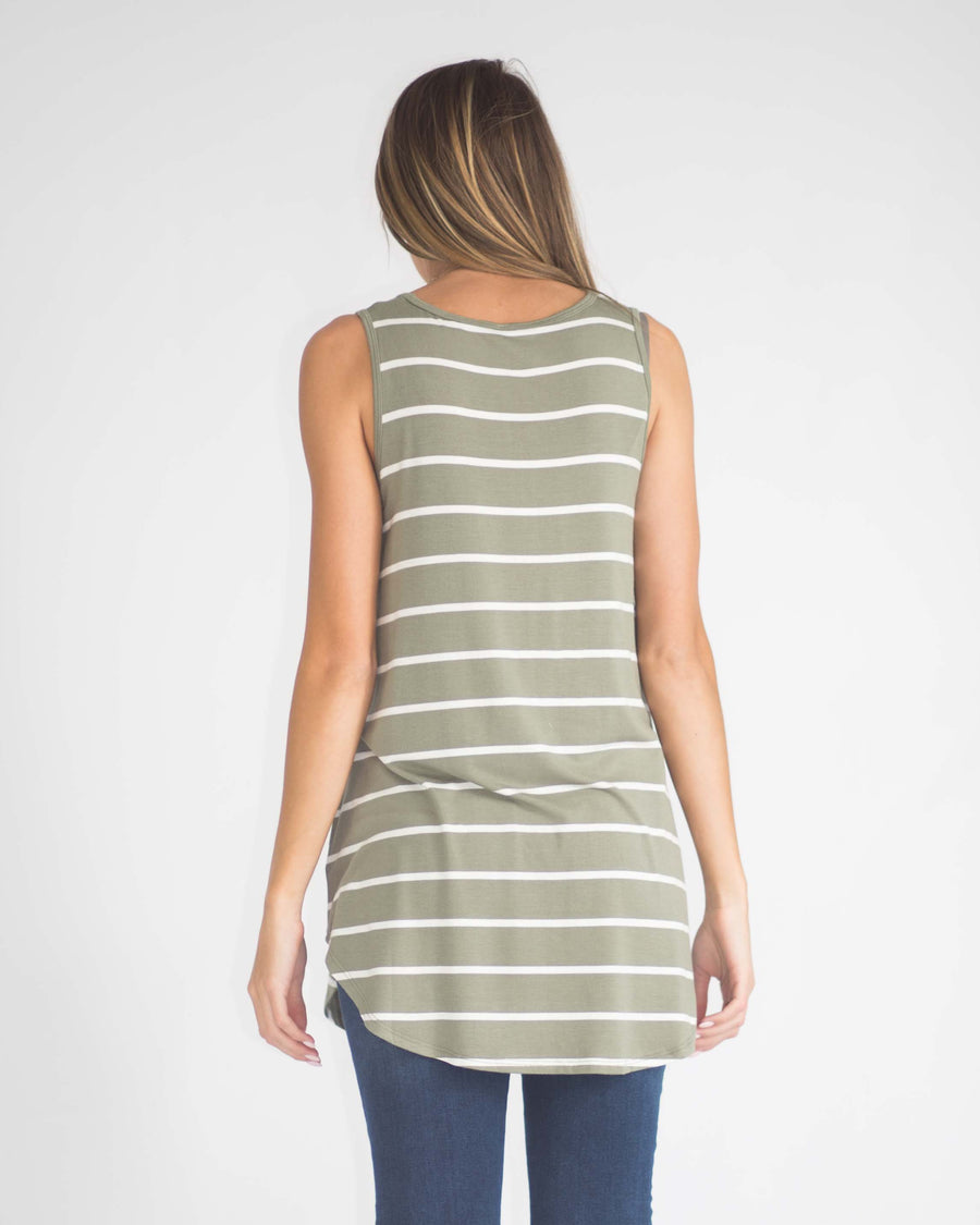 Bailey Striped Tank
