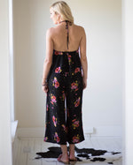 Brianna Floral Jumpsuit | Rose & Remington