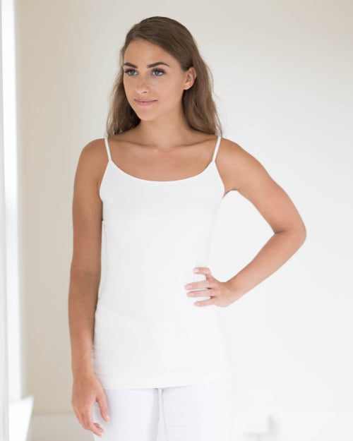 Perfect Fit Layering Tank-Thin Strap | Rose & Remington