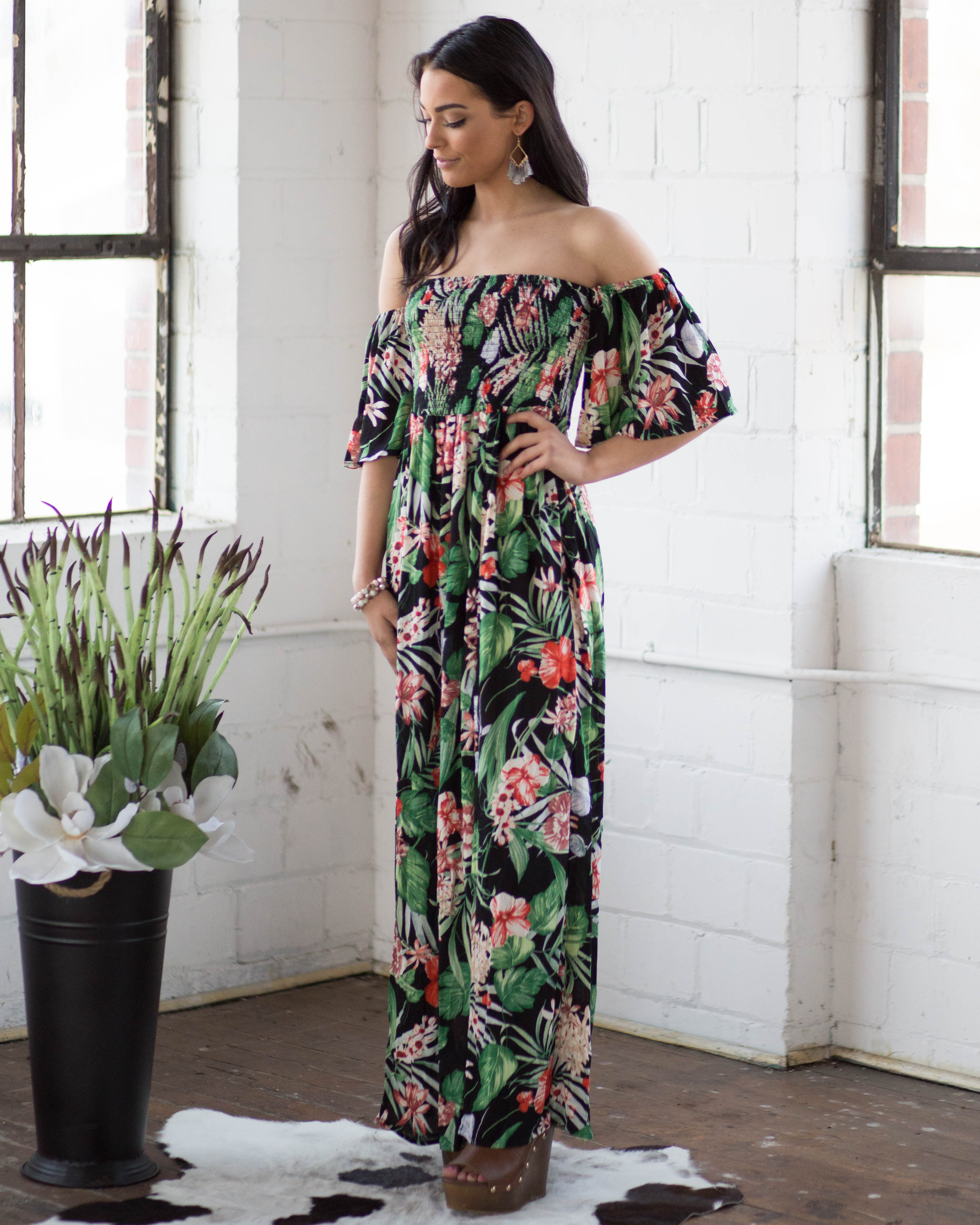 Malibu Maxi Dress | Rose & Remington