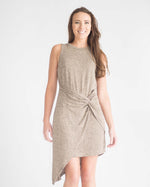 Tara Knit Twist Front Dress
