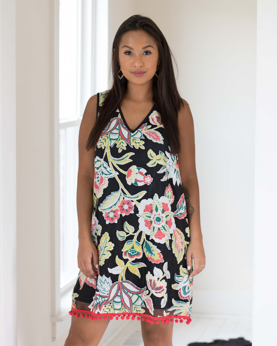 Cabana Sleeveless Dress | Rose & Remington