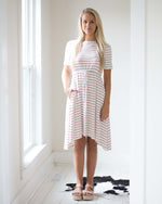 Bailey High Low Dress | Rose & Remington