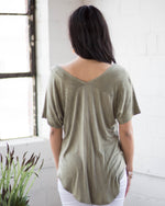Relax Fit Pocket Tee | Rose & Remington