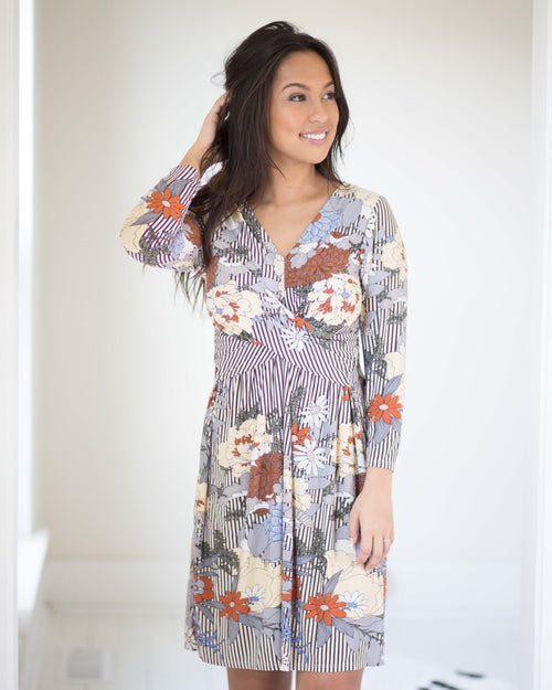 Elizabeth Floral Dress | Rose & Remington