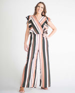 Veronica Striped Jumpsuit