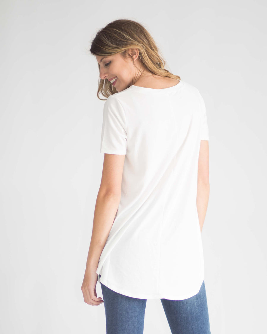 Perfect V-Neck Tee