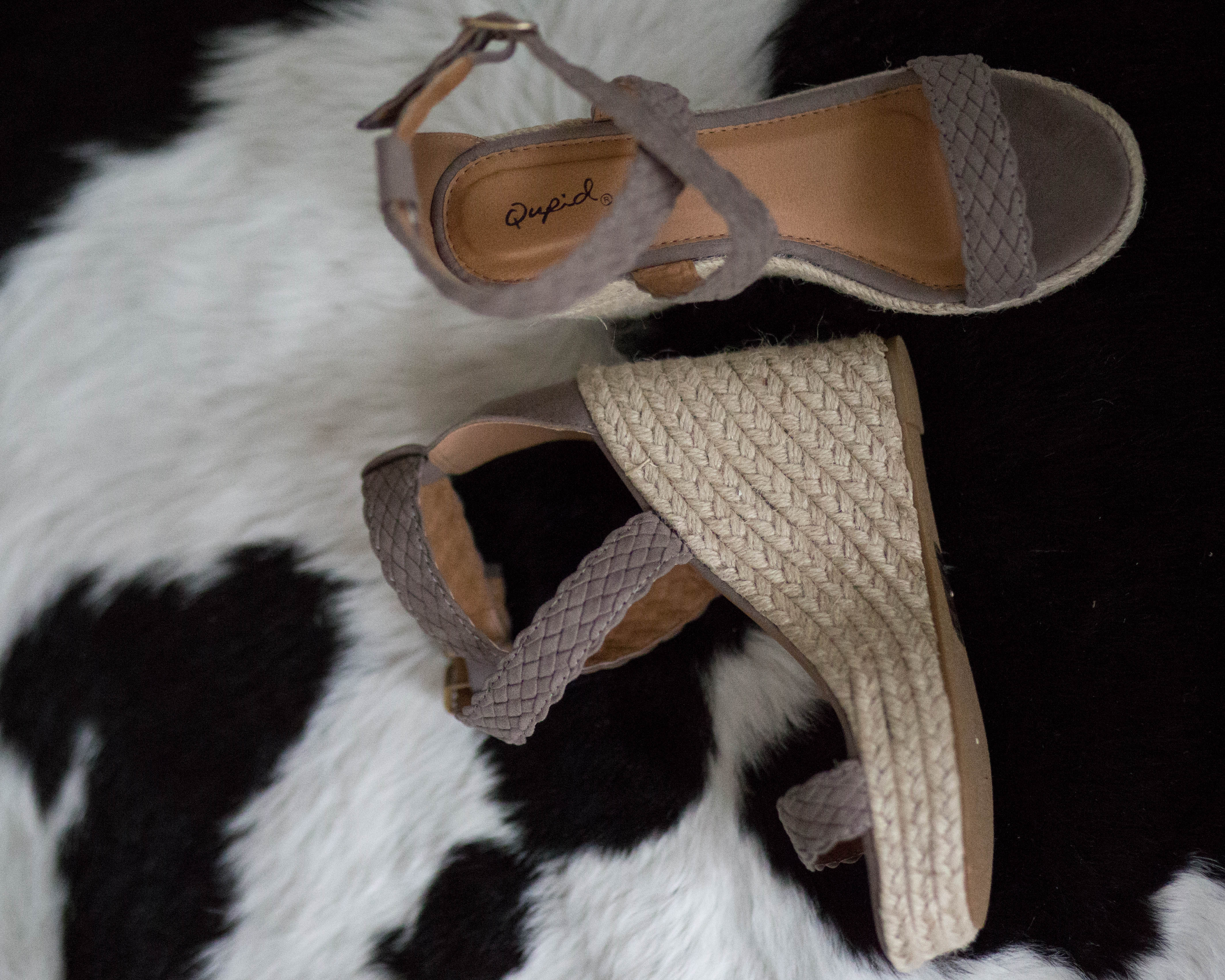 Bailey Braided Wedges