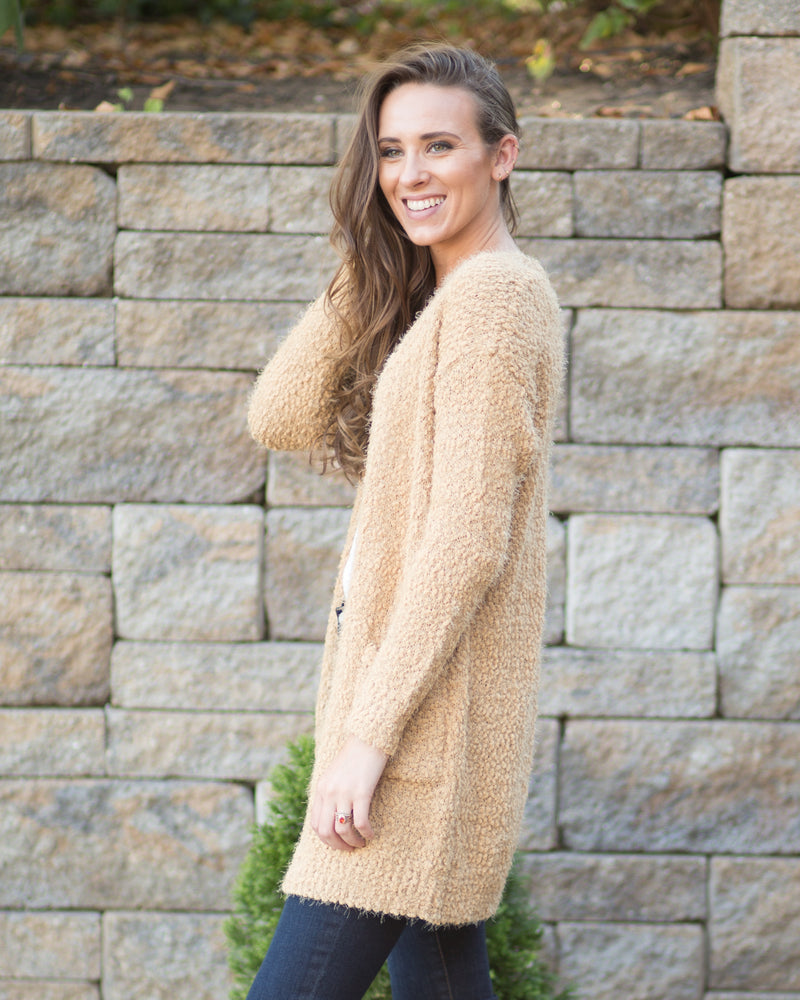 Casey Knitted Cardigan