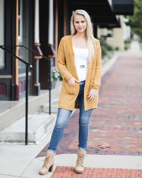 Sarah Soft Knit Cardigan