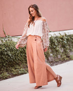 Peachy Keen High Waisted Pants