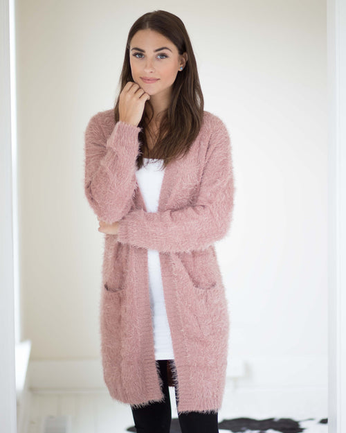 Essential Cozy Cardigan | Rose & Remington