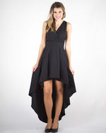 Gabriella High Low Dress