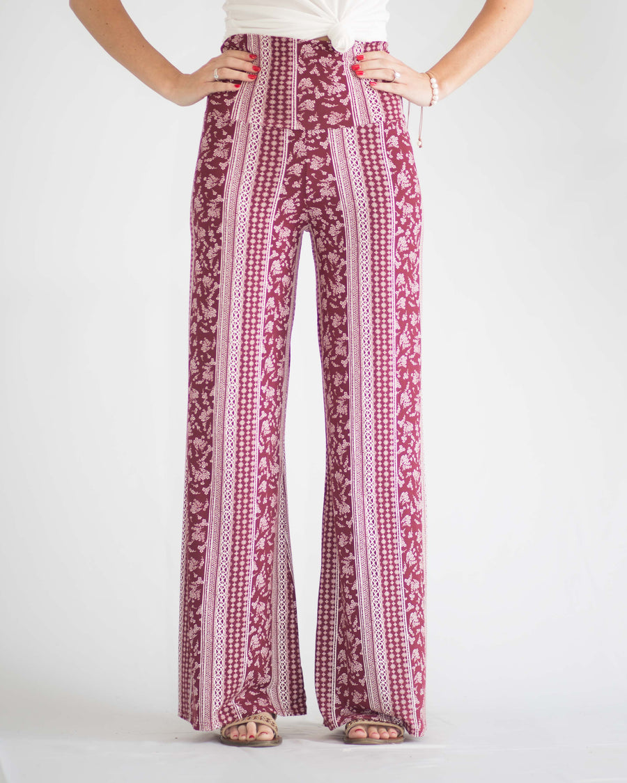 Soft Touch Bandana Pants