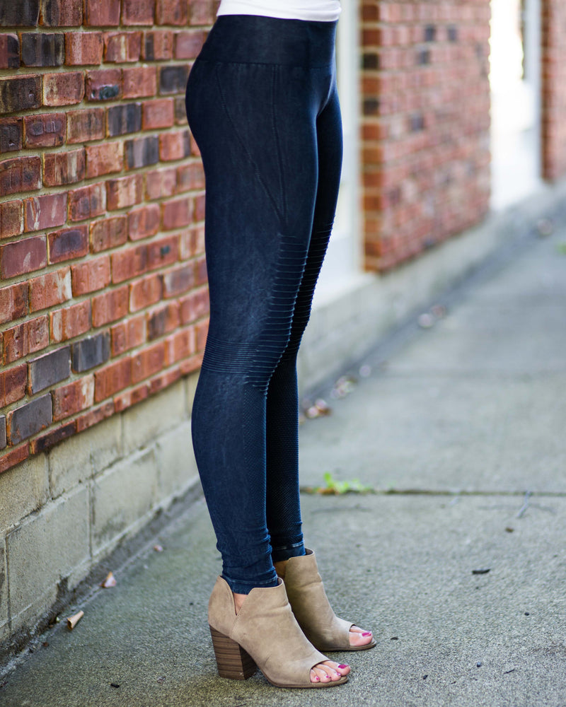 Perfect Fit Moto Leggings