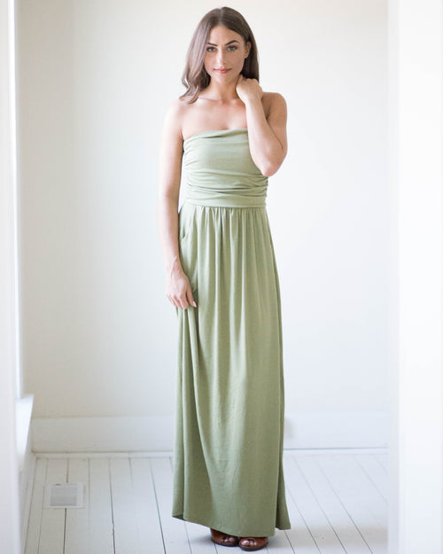 Everyday Pocketed Maxi Dress | Rose & Remington
