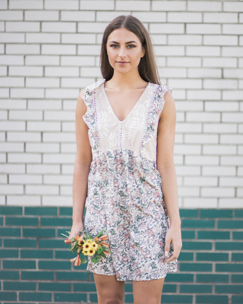 Floral Willow Dress