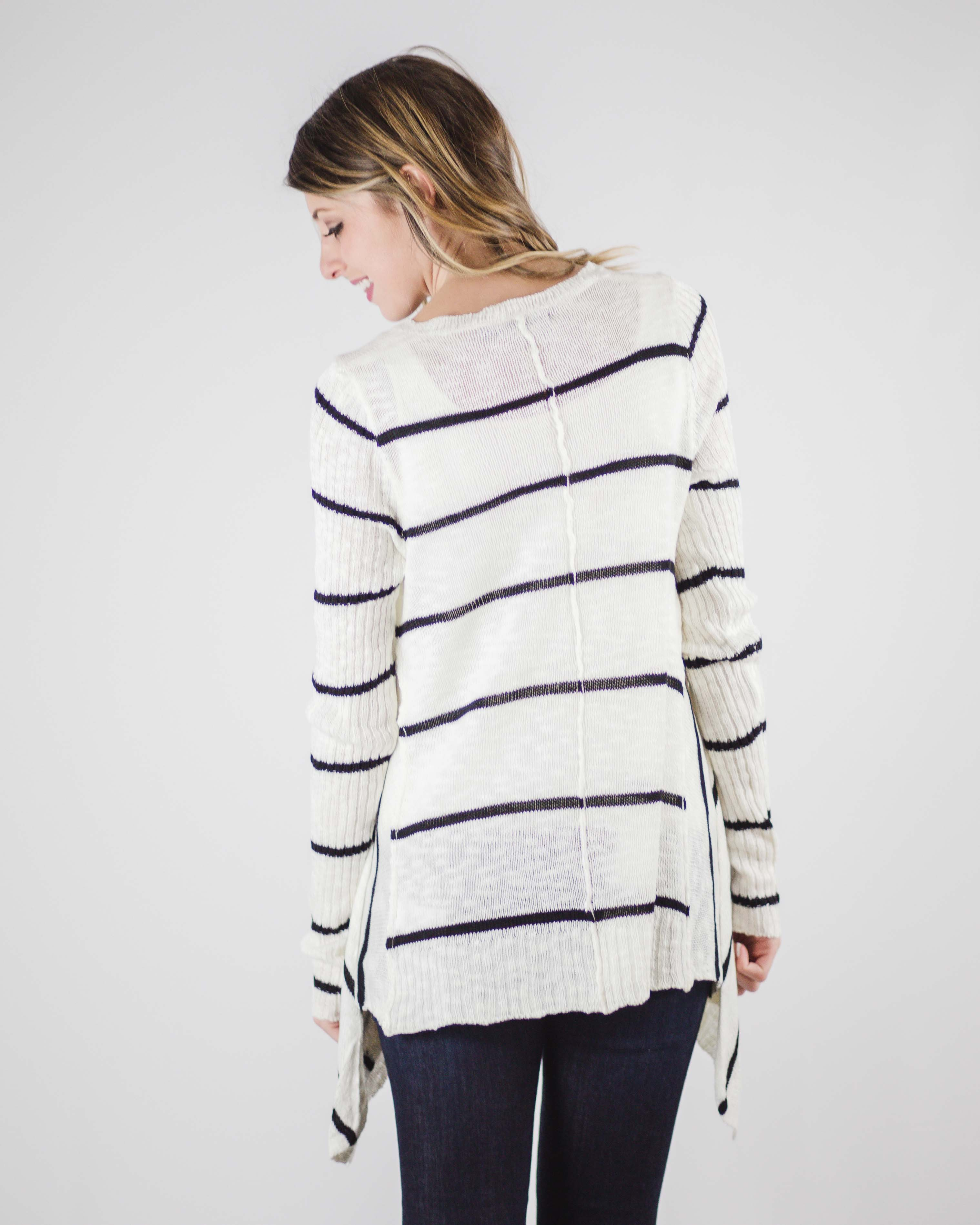 Finley Tapered Sweater