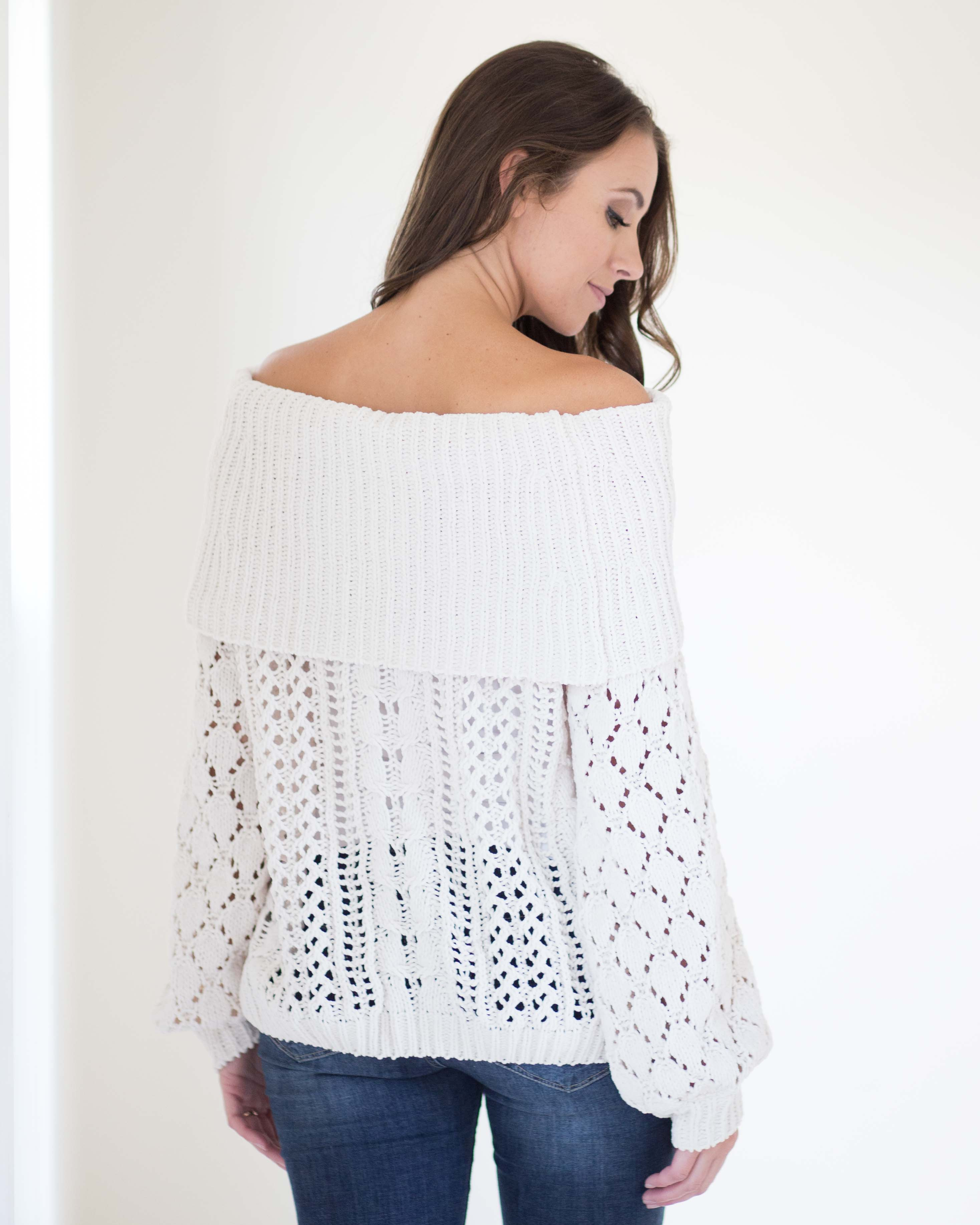 Natasha Loose Knit Sweater